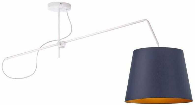 Lampa wisząca z ruchomym ramieniem EX246-Oviero - 5 kolorów do wyboru