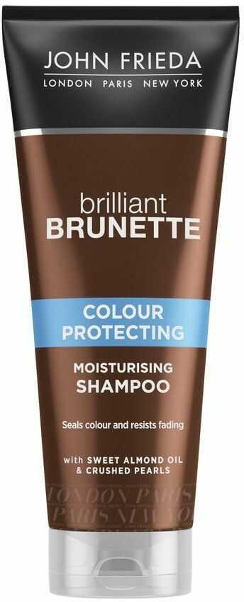 John Frieda Brilliant Brunette Szampon odżywczy do włosów ciemnych Colour Protecting 250ml