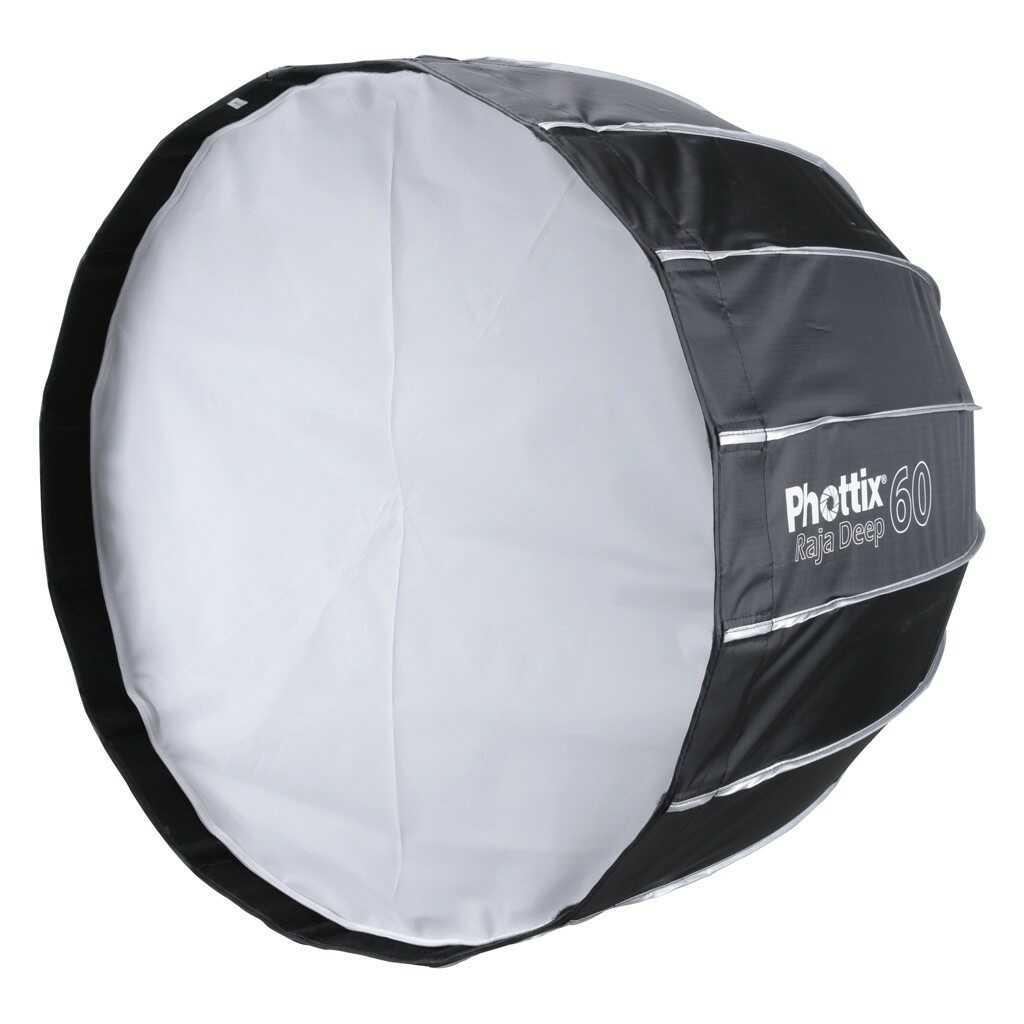 Softbox Phottix Raja Deep Quick-Folding 60cm
