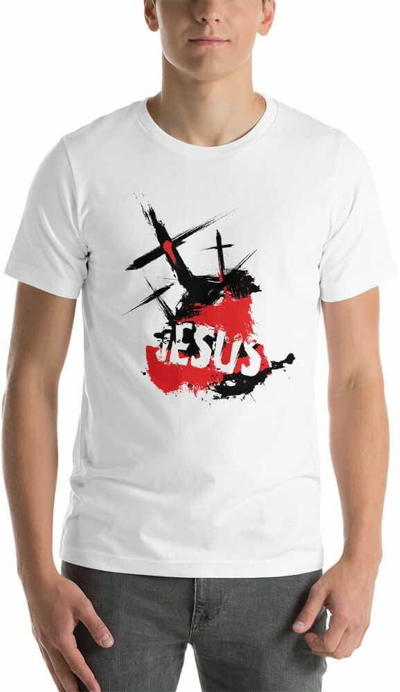 Koszulka religijna Jesus