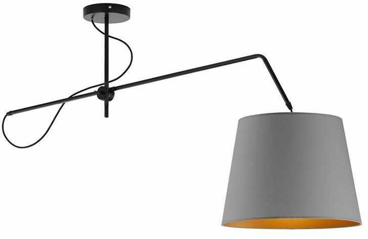 Lampa wisząca glamour nad stół EX247-Oviero - 5 kolorów do wyboru