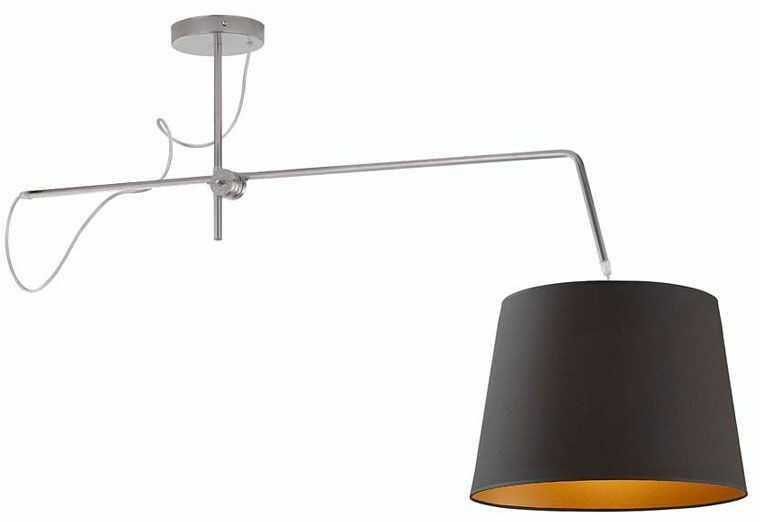 Regulowana lampa wisząca glamour EX248-Oviero - 5 kolorów do wyboru