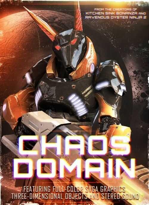 Chaos Domain (PC) klucz Steam