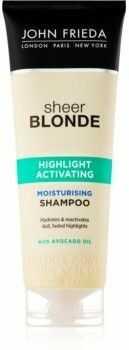 John Frieda Sheer Blonde Szampon do włosów jasnych blond 250ml