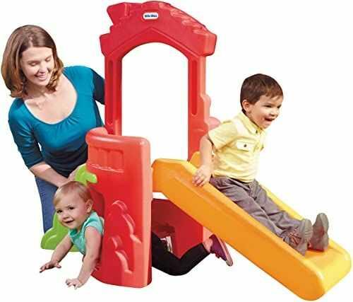 Little Tikes Mini plac zabaw ze zjeżdżalnią