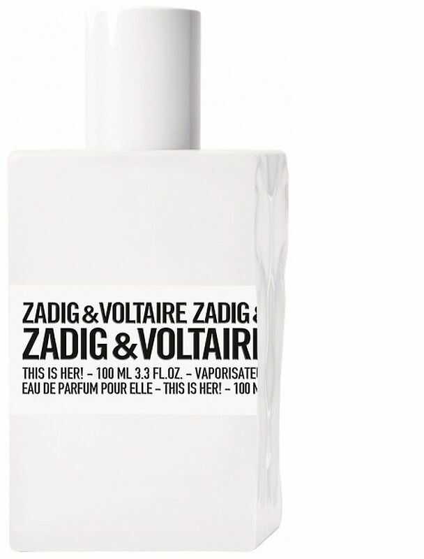 Zadig & Voltaire This Is Her woda perfumowana TESTER - 100ml