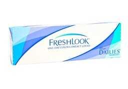 FreshLook One Day 10 szt. - zerówki