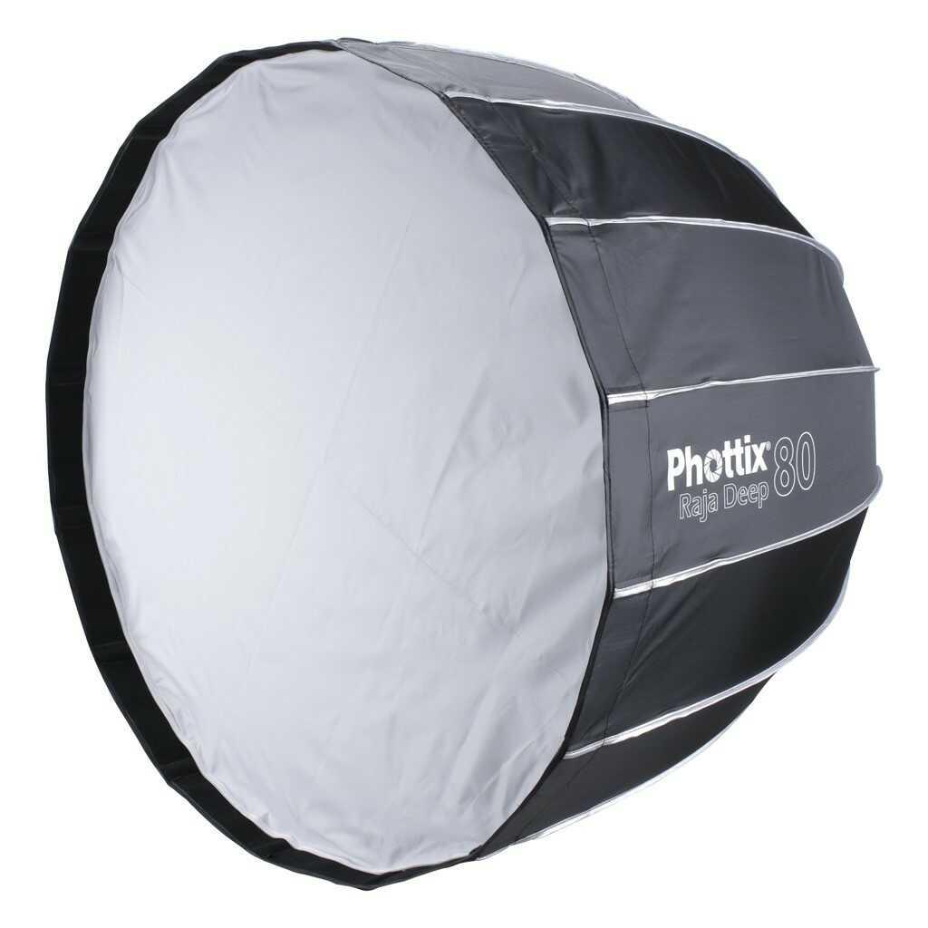 Softbox Phottix Raja Deep Quick-Folding 80cm