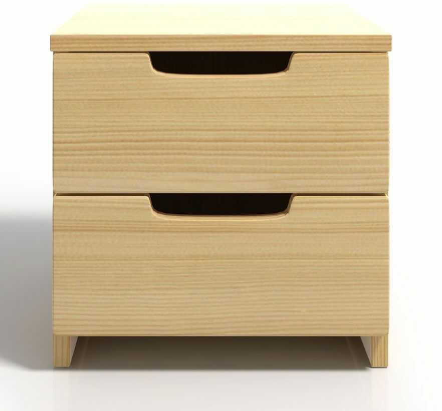 Szafka nocna z szufladami Laurell 3X - 7 kolorów
