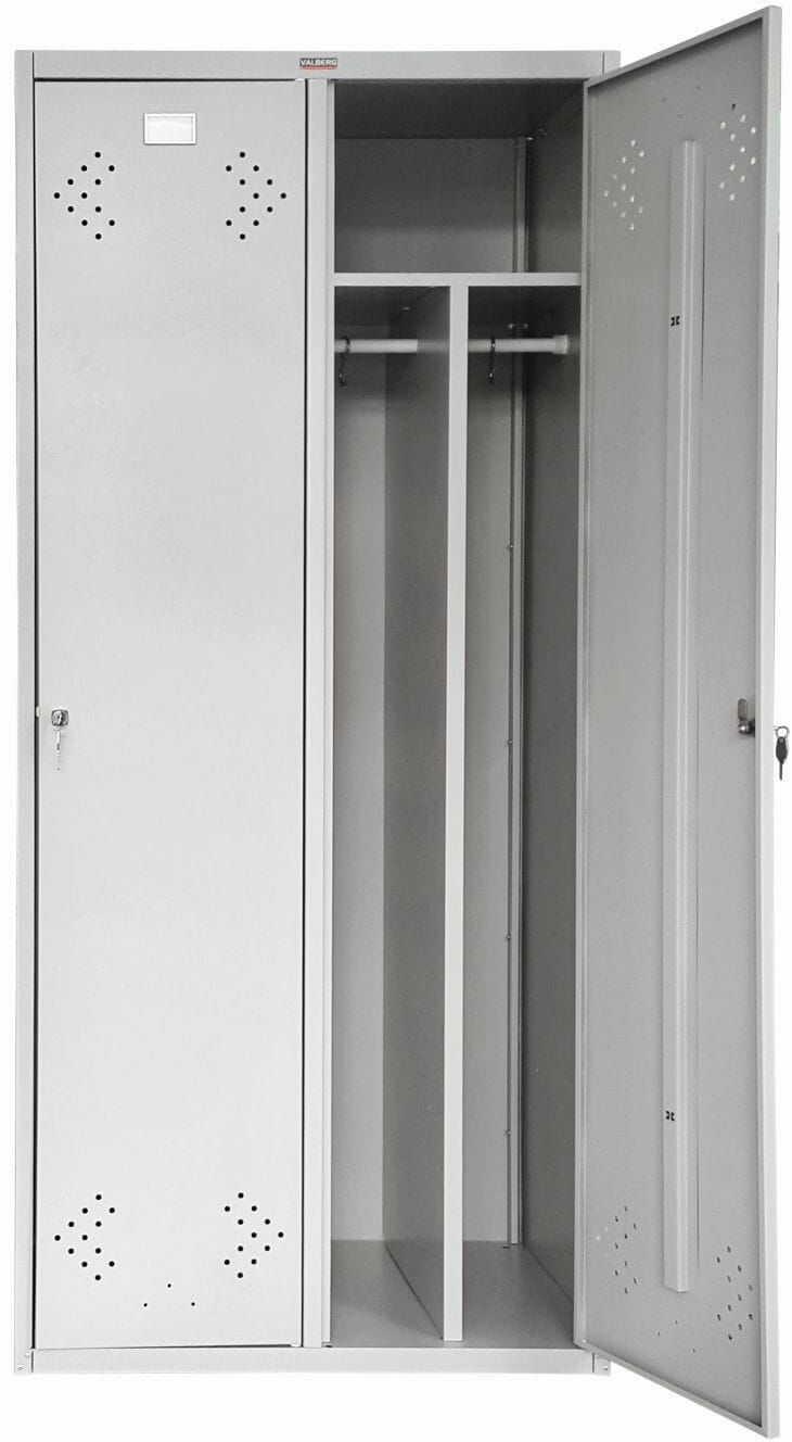 Szafa ubraniowa BHP LS 21-80P - szerokość 80 cm