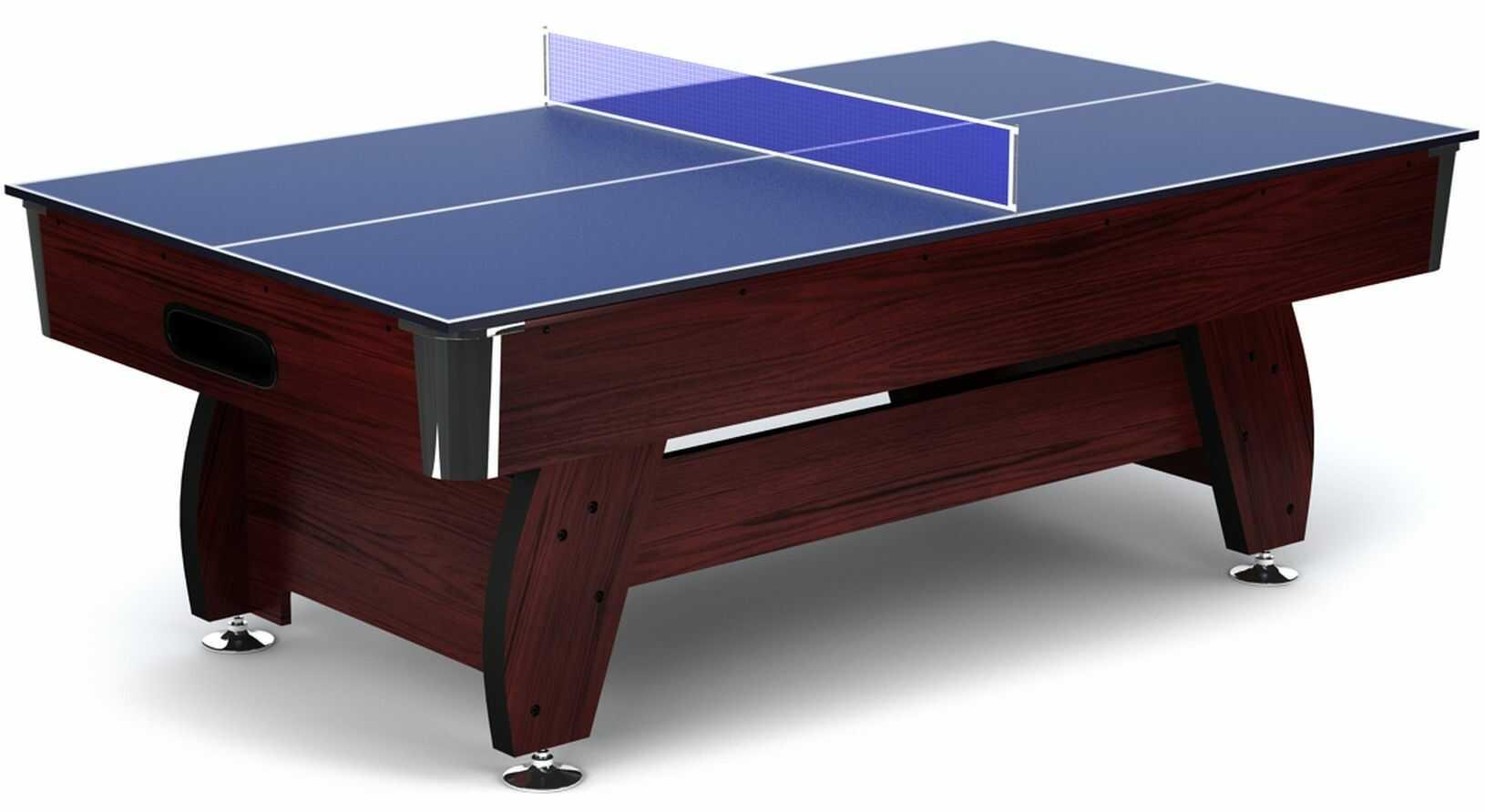 Nakładka Ping-Pong Blat na stół bilardowy 7ft Wiśnia