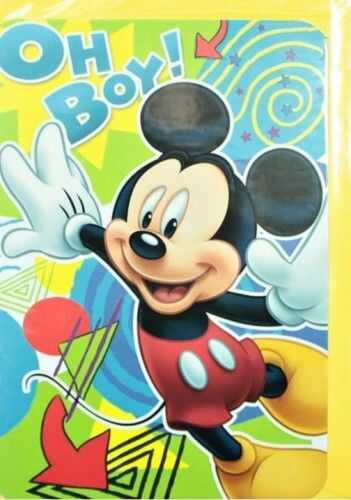 Karnet Disney, Mickey Mouse - Oh Boy!