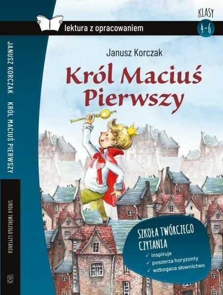 Król Maciuś Pierwszy z oprac. TW SBM - Janusz Korczak