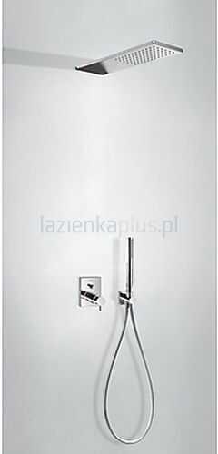Tres Selection zestaw prysznicowy z baterią podtynkową termostatyczną chrom - 090.960.21 Darmowa dostawa