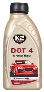 Płyn hamulcowy K2 DOT4