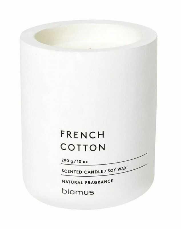 Blomus - świeca zapachowa lily white