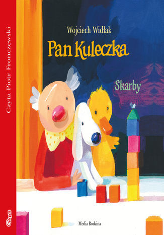 Pan Kuleczka. Skarby - Audiobook.