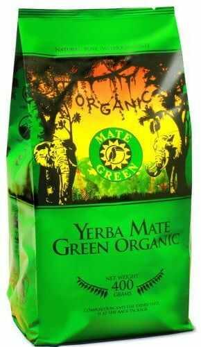Yerba Mate BIO 400 g ORGANIC MATE GREEN