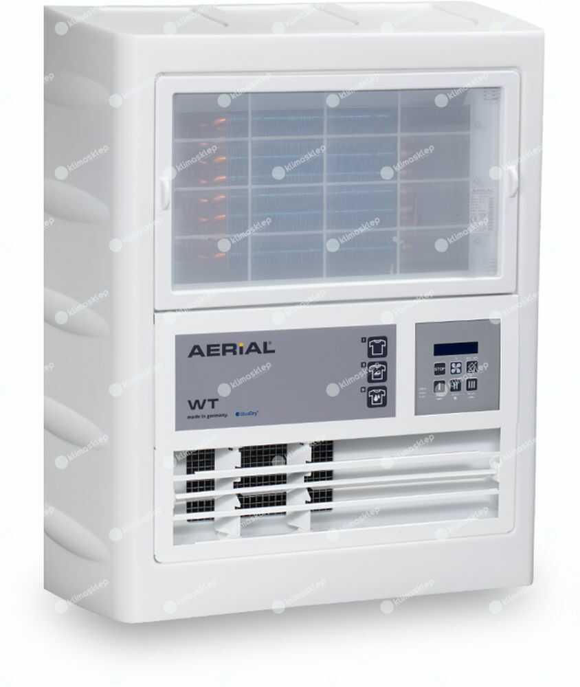 Osuszacz powietrza Aerial WT 230 - podwieszany