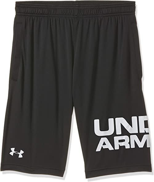 Under Armour Tech Słowo męskie szorty Black / / White (001) XXL