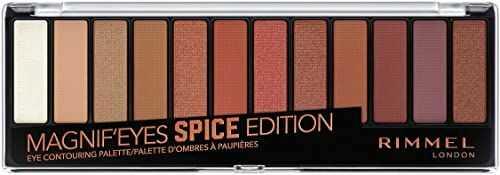 Rimmel Magnif''Eyes paletka 12 cieni do powiek - Spice Edition