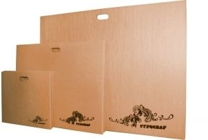 Teczka kartonowa TYPOGRAF A3+ szara - X05790