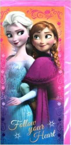 Karnet DL Disney, Frozen - Kraina Lodu, Follow Your Heart