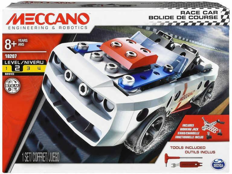 Meccano - Wyścigówka 18207 242 el. 20094843