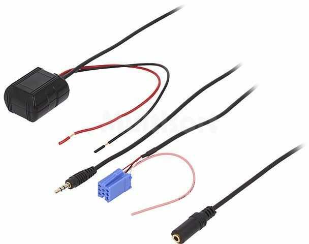 Adapter Bluetooth AUX IN do radioodbiornika Blaupunkt