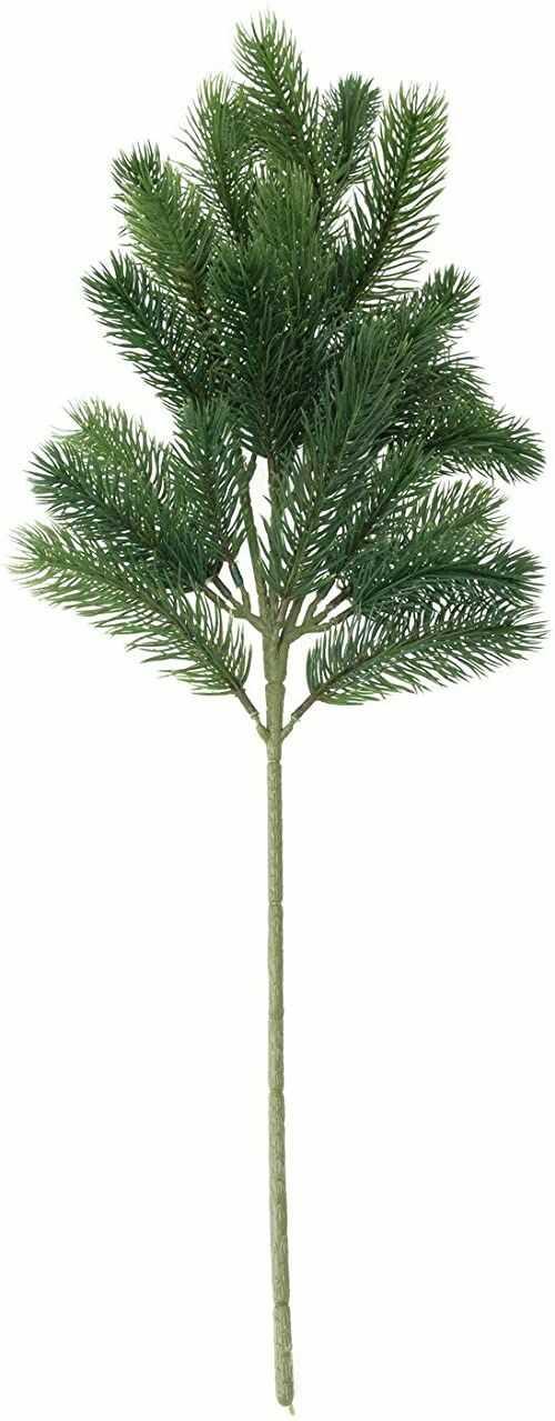 Europalms Gałąź z polietylenu jodły zielona 65 cm