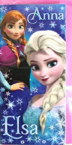 Karnet DL Disney, Frozen - Kraina Lodu, Anna i Elsa