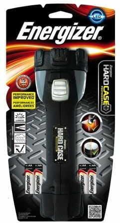 latarka Energizer HardCase Professional 4AA LED PROJECTPLUS