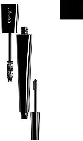 Guerlain Mascara Le 2 De Guerlain Two Brush Mascara High-Shine Volume nr. 13 Or 2 Nuit tusz do rzęs - 6,9ml - Darmowa Wysyłka od 149 zł