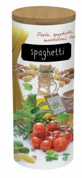 PORCELANOWY POJEMNIK NA DŁUGI MAKARON Spaghetti (754 PASS)