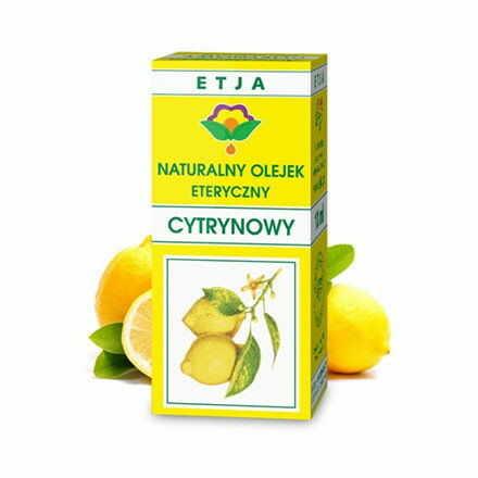 Olejek Cytrynowy 10ml Etja