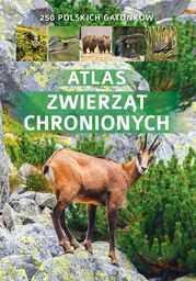 Atlas zwierząt chronionych - Ebook.