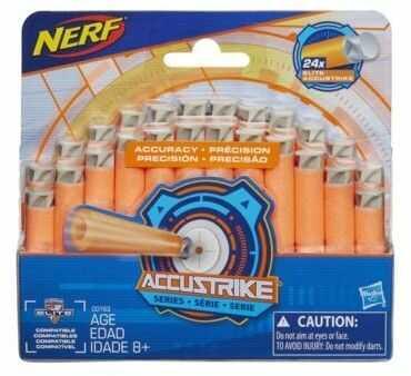 Hasbro NERF ELITE Strzałki 24 sztuki C0163