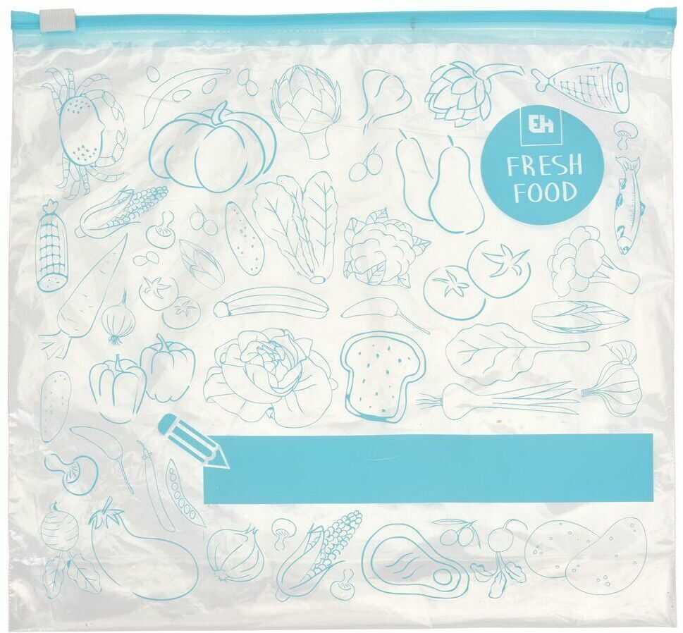 Worki woreczki torebki strunowe do przechowywania żywności 10 x 3 l