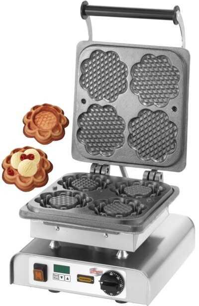 Gofrownica Waffle Tart 230V / 2,2kW