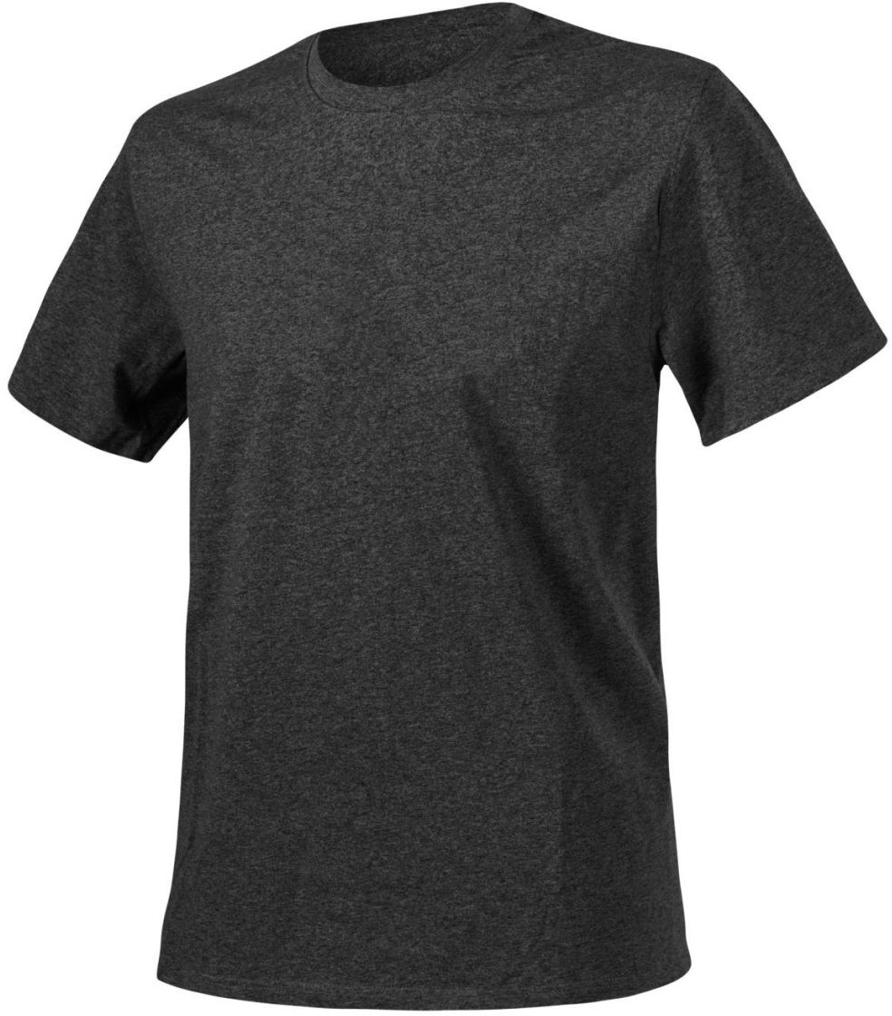 Koszulka T-shirt Helikon Melange Black-Grey (TS-TSH-CO-0119Z) H