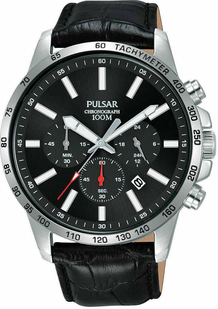 Zegarek Pulsar męski chronograf PT3A01X1