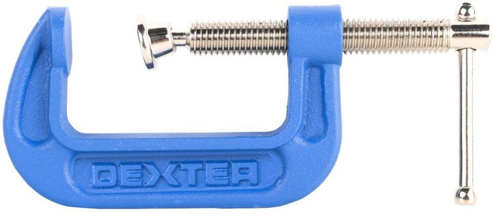 Ścisk stolarski Typ C 50 mm Dexter