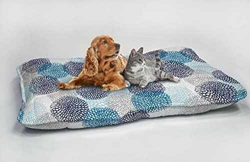 Psy Maxy poduszka, Soffioni Blu, 60 x 100 cm