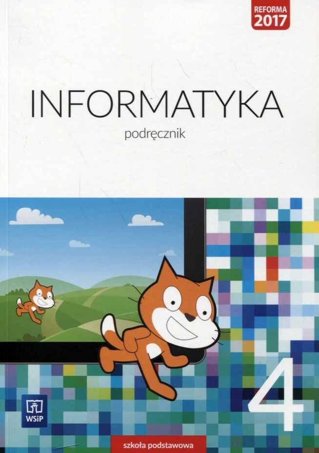 Informatyka SP kl.4 podręcznik / podręcznik dotacyjny
