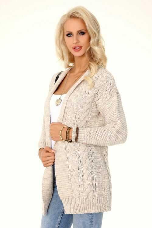Mildan Beige sweter