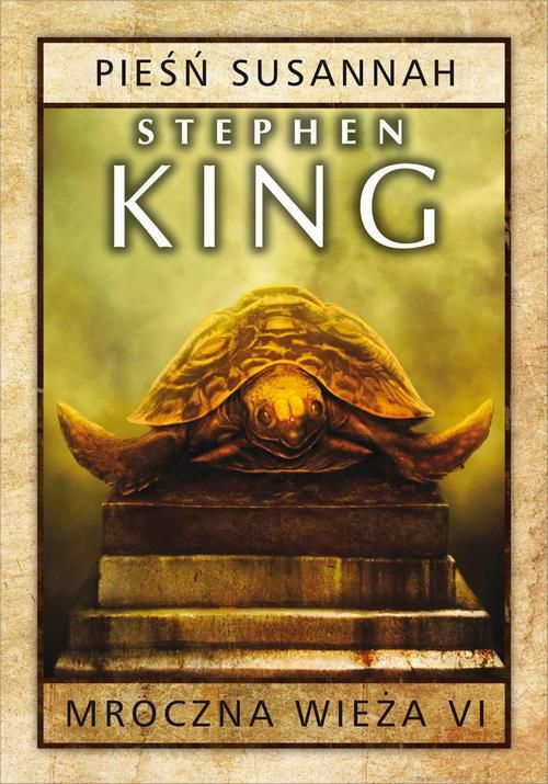 Mroczna Wieża VI: Pieśń Susannah - Stephen King - ebook