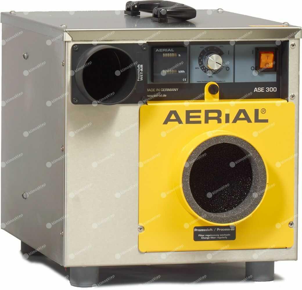Osuszacz powietrza Aerial ASE 300 - adsorpcyjny