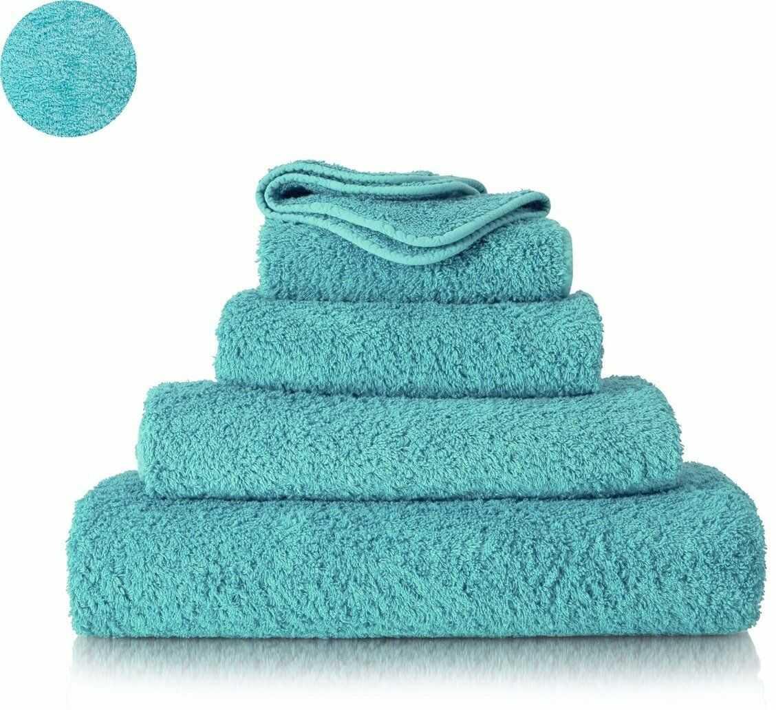 Ręcznik Abyss & Habidecor Super Pile Turquoise