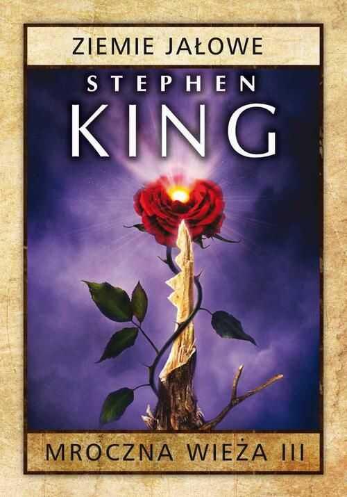 Mroczna Wieża III: Ziemie jałowe - Stephen King - ebook