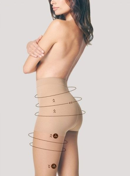 Rajstopy fiore body care comfort m 5100 20 den 5-xl